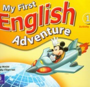 ksiazka tytuł: My First English Adventure 1 Activity Book autor: