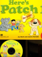 Here's Patch the Puppy 1 + CD, Morris Joy, Ramsden Joanne