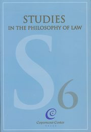 Studies in the Philosophy of Law vol. 6, Stelmach Jerzy, Brożek Bartosz