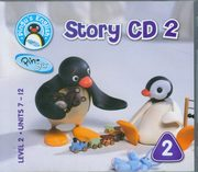 Pingu's English Story CD 2 Level 2, Scott Daisy