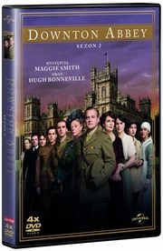 Downton Abbey Sezon 2, 	Julian Fellowes