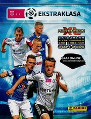 Adrenalyn XL Klaser T mobile Ekstraklasa Blister,