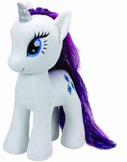 My little pony Rarity duża,