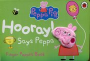 Peppa Pig Hooray Says Peppa,