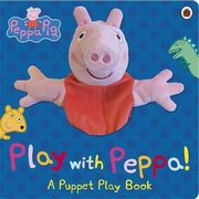 Peppa Pig Play with Peppa Hand Puppet Book,