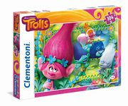 Puzzle SuperColor Trolls 104,