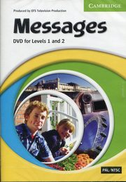 Messages Level 1 and 2 Video DVD (PAL/NTSCO) with Activity Booklet, Production EFS Television