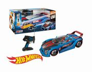 Hot Wheels Spin King Quick N'sik zdalnie sterowany 1:10,