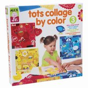 Alex Jr Tots Collage by Color,