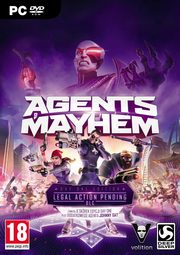 Agent of Mayhem PC,