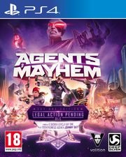Agent of Mayhem PS4,