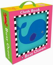 Busy Ocean Cloth Book, Priddy Roger