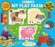 Farm Puzzle Playset, Priddy Roger