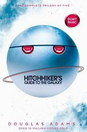 ksiazka tytuł: The Hitchhiker's Guide to the Galaxy Omnibus autor: Adams Douglas