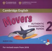 Cambridge English Movers 2 Audio CD,