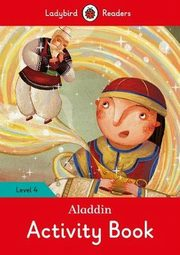 Aladdin Activity Book Ladybird Readers Level 4,