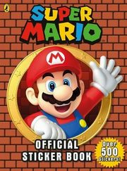 Super Mario: Official Sticker Book,