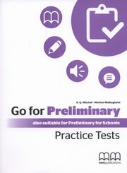 Go For Preliminary Pr Tests Student's Book,