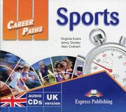 Career Paths Sports 2CD,