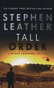 Tall Order, Stephen Leather Stephen