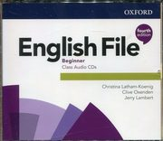 English File Beginner Class Audio CDs,