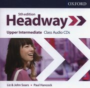 Headway 5E Upper-Intermediate Class Audio CDs, Soars Liz, Soars John, Hancock Paul