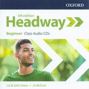 Headway 5E Beginner Class Audio CDs,