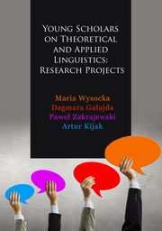 ksiazka tytuł: Young Scholars on Theoretical and Applied Linguistics: Research Projects - Milena Adaszek-Waliszczak: Some Remarks on the Language of Success ? A Study of Selected Success Texts autor: