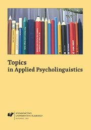 ksiazka tytuł: Topics in Applied Psycholinguistics - 02 The phonological functions of segmental and subsegmental duration autor: